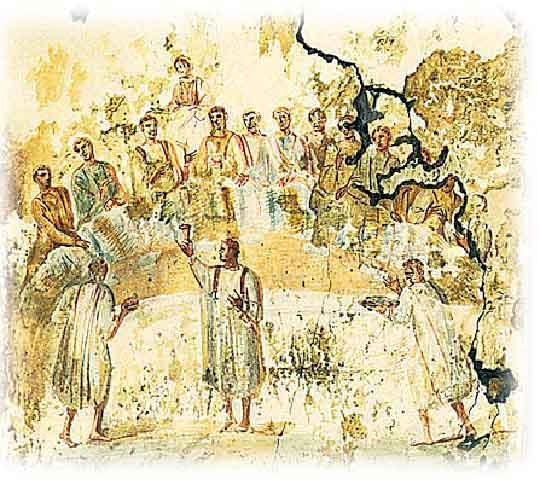 ancient Christian art